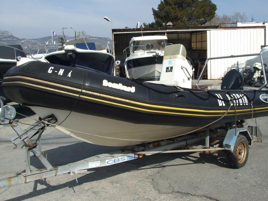 Bombard Explorer 550 DB