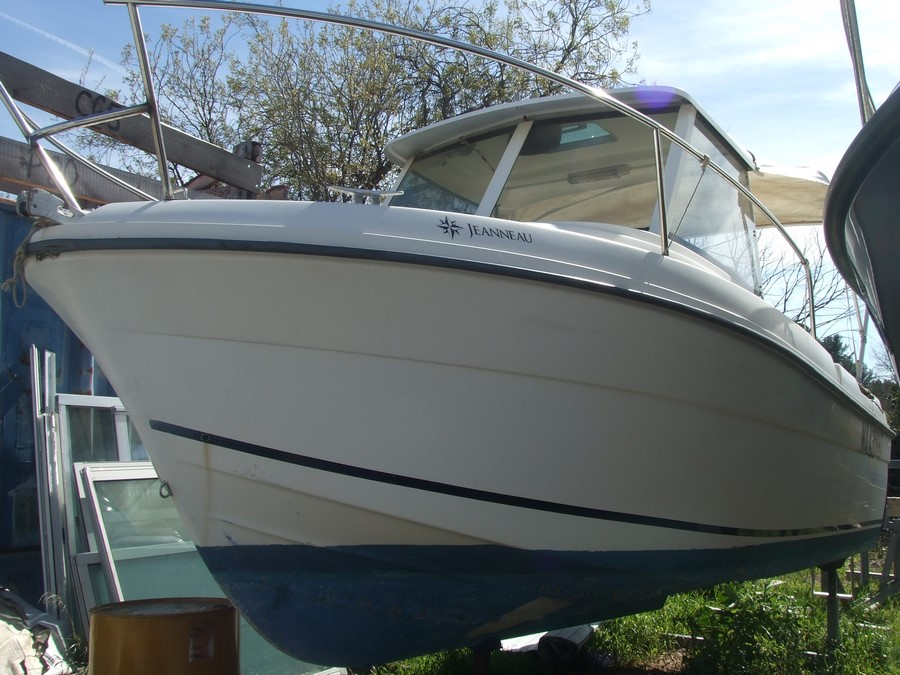 jeanneau merry fisher580