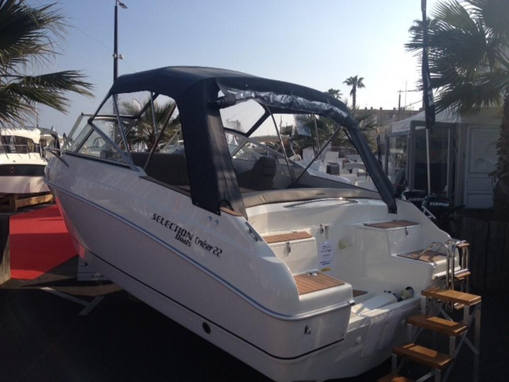 Selection Boats Cruiser 22
